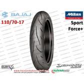 Bajaj Dominar 400 Ön Dubleks Lastik - MİTAS Sport Force+ 110/70-17