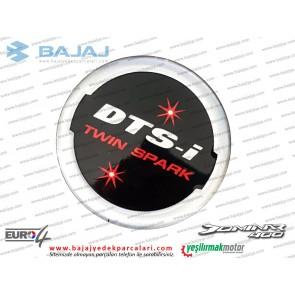 Bajaj Dominar 400 Şanzıman Kapağı Sağ DTS-i Yazısı