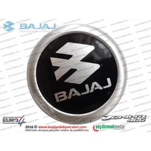 Bajaj Dominar 400 Şanzıman Sol Kapak Bajaj Logosu