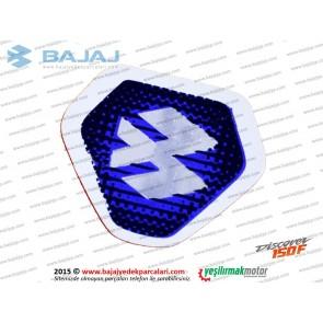 Bajaj Discover 150S Far Bajaj Logosu