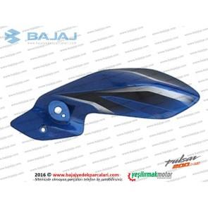 Bajaj Pulsar 200NS Far Muhafazası Dekoratif Kapak, Grenaj Sol Taraf - Mavi Tip 1