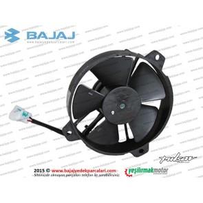 Bajaj Pulsar 200NS Radyatör Soğutucu Fan
