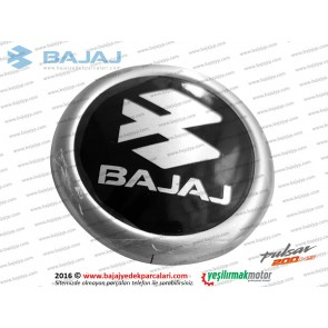 Bajaj Pulsar 200NS Şanzıman Sol Kapak Bajaj Logosu
