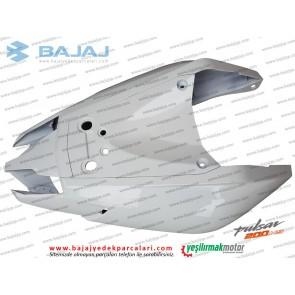 Bajaj Pulsar 200NS Sele Altı Paneli - Beyaz