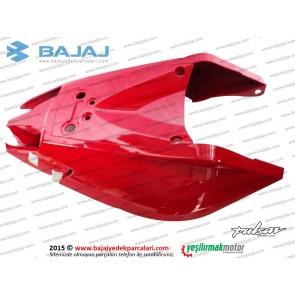 Bajaj Pulsar 200NS Sele Altı Paneli - Kırmızı