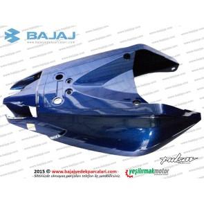 Bajaj Pulsar 200NS Sele Altı Paneli - Mavi