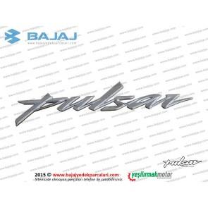 Bajaj Pulsar 200NS Yakıt, Benzin Deposu Pulsar Etiketi - 1 ADET