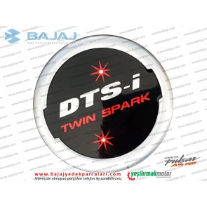 Bajaj Pulsar AS150 Şanzıman Sağ Kapağı DTS-i Yazısı