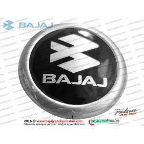 Bajaj Pulsar AS150 Şanzıman Sol Kapak Bajaj Logosu