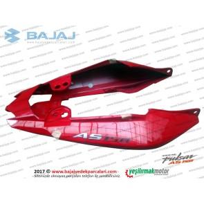 Bajaj Pulsar AS150 Sele Altı Paneli - KIRMIZI