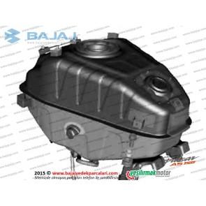 Bajaj Pulsar AS150 Yakıt Deposu, Benzin Tankı