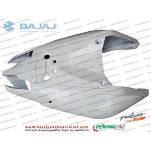 Bajaj Pulsar NS150 Sele Altı Paneli - BEYAZ