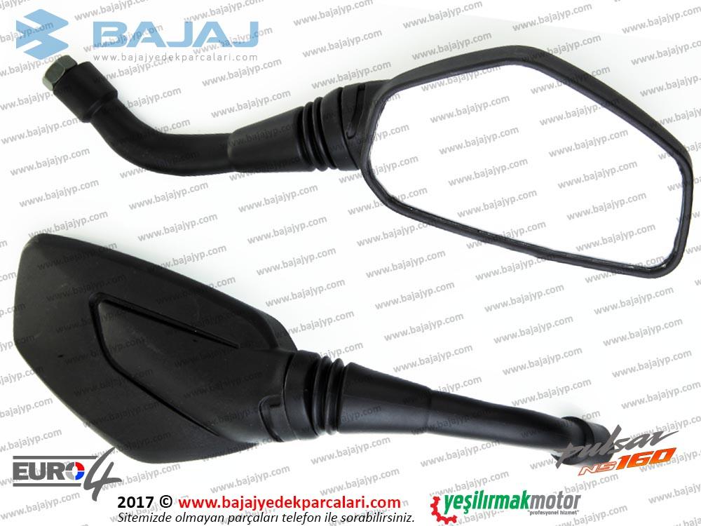 Bajaj Pulsar NS160 Ayna Takımı