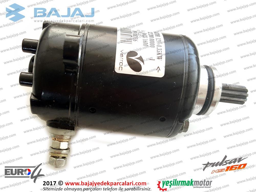 Bajaj Pulsar NS160 Marş Motoru