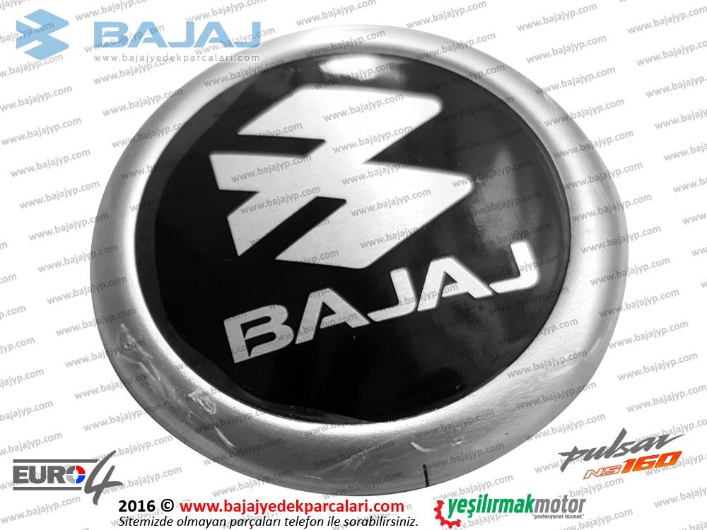 Bajaj Pulsar NS160 Şanzıman Sol Kapak Bajaj Logosu