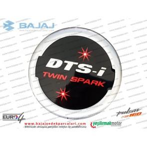 Bajaj Pulsar NS160 Şanzıman Kapağı Sağ DTS-İ Yazısı