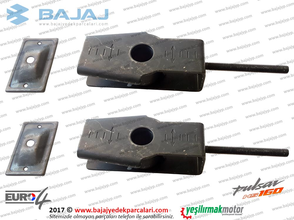 Bajaj Pulsar NS160 Zincir Gergi Takımı