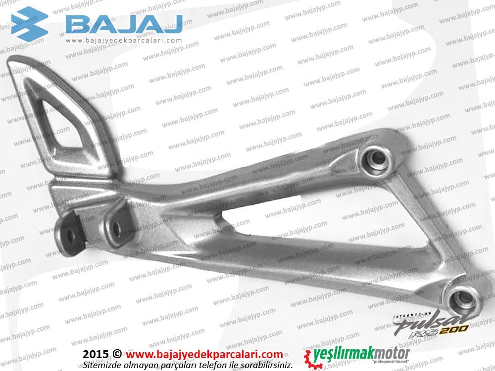 Bajaj Pulsar RS200 Arka Basamak Bağlantı Demiri Sağ