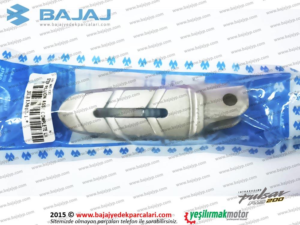 Bajaj Pulsar RS200 Arka Basamak Sol