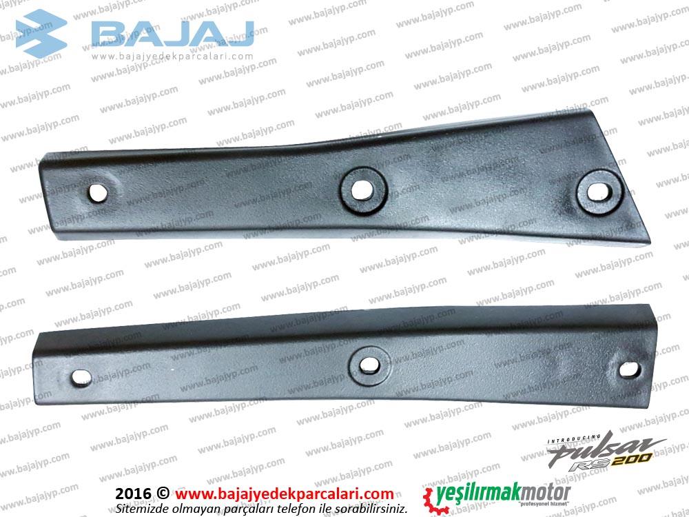 Bajaj Pulsar RS200 Arka Çamurluk İç Dekoratif Kapak Alt-Üst Takım