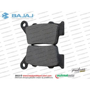 Bajaj Pulsar RS200 Arka Fren Balatası