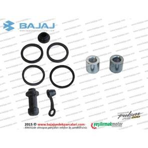 Bajaj Pulsar RS200 Arka Fren Hidrolik Tamir Takımı, Pistonlu Set