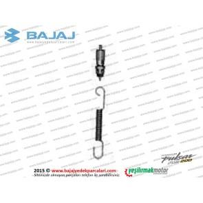 Bajaj Pulsar RS200 Arka Fren Müşürü Ve Yayı