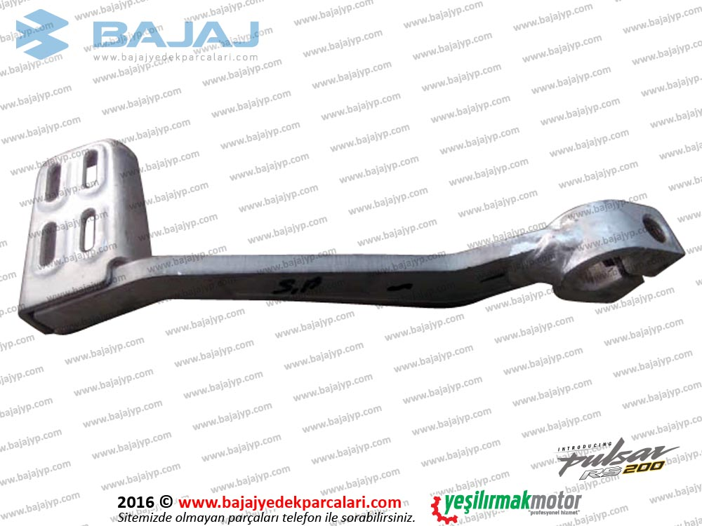 Bajaj Pulsar RS200 Arka Fren Pedalı