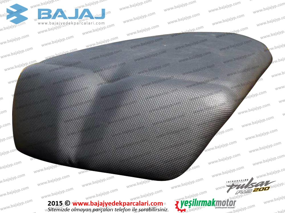 Bajaj Pulsar RS200 Arka Sele, Koltuk (Takozlar Dahil)