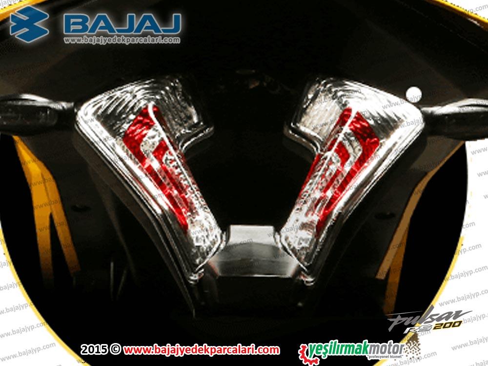 Bajaj Pulsar RS200 Arka Stop Komple