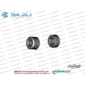 Bajaj Pulsar RS200 Arka Teker Jant Ara Mesafe Burcu Seti