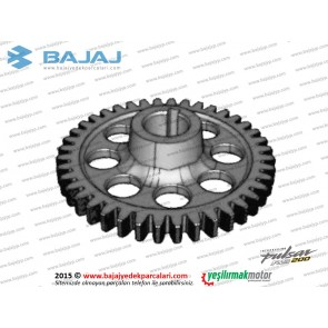Bajaj Pulsar RS200 Balansör Balans Dişlisi