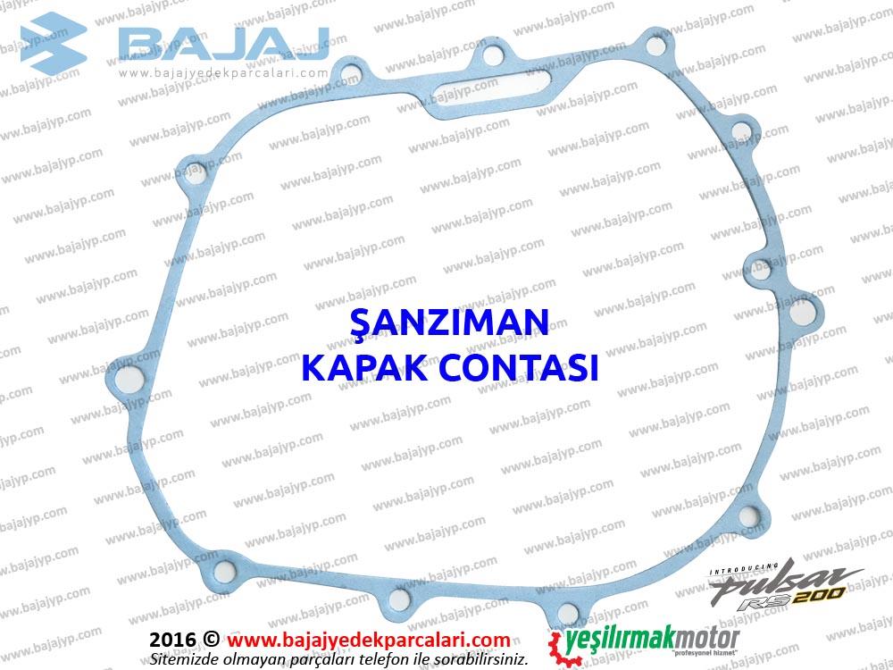 Bajaj Pulsar RS200 Şanzıman Sağ Kapak Contası