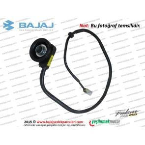 Bajaj Pulsar RS200 KM (Kilometre) Teli