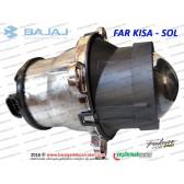 Bajaj Pulsar RS200 Ön Far Lambası - SOL - KISA TARAF