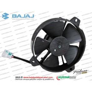 Bajaj Pulsar RS200 Radyatör Soğutucu Fan