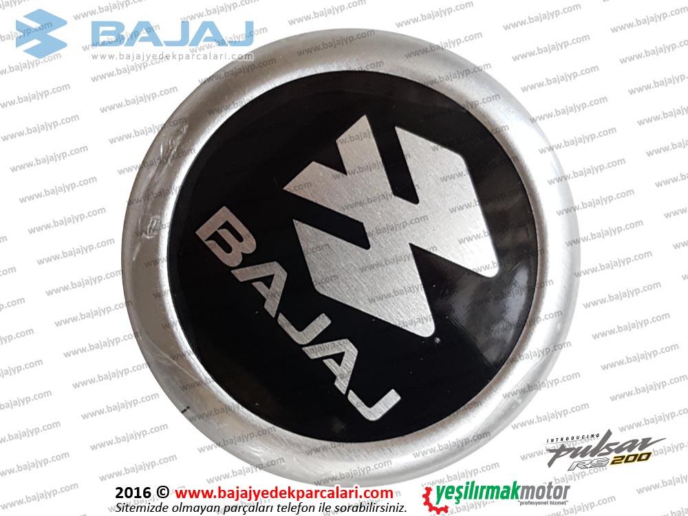 Bajaj Pulsar RS200 Şanzıman Sol Kapak Bajaj Logosu