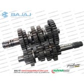 Bajaj Pulsar RS200 Şanzıman Vites Dişli Grubu Komple
