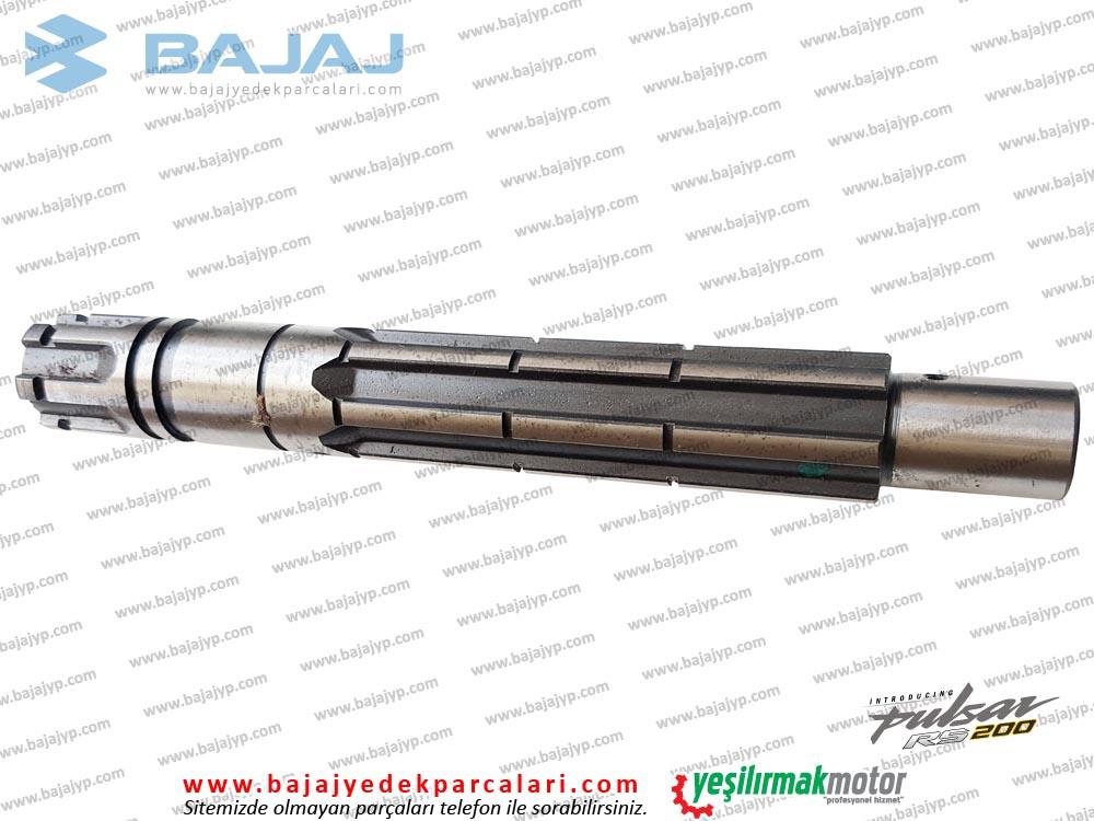 Bajaj Pulsar RS200 Şanzıman Vites Kamalı Mili
