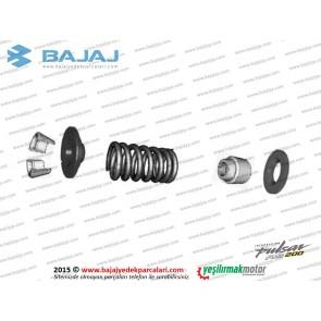 Bajaj Pulsar RS200 Supap İtecekleri Seti - 1 SET