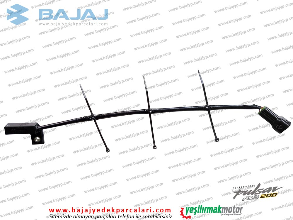 Bajaj Pulsar RS200 Yan Sehpa, Ayak Müşürü
