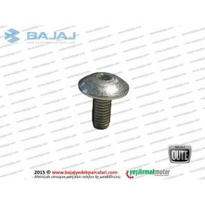 Bajaj Qute Tavan Bağlantı Civatası - M5x10.5